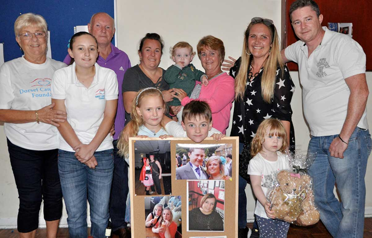 Bearwood Community comes together for Lynzie