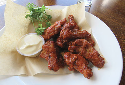 Key West Chicken Wings
