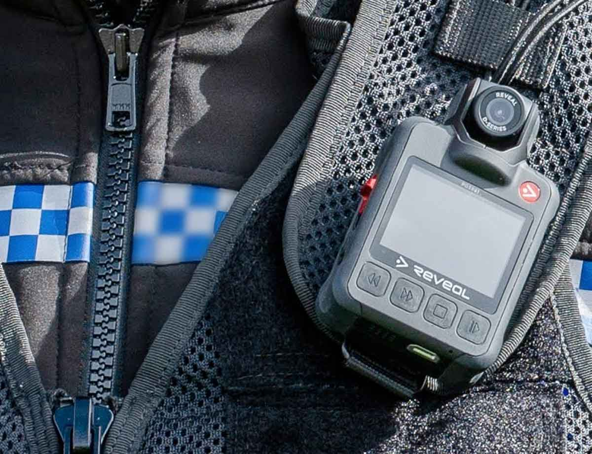 Body Worn Video to be launched by Dorset, Devon and Cornwall police forces