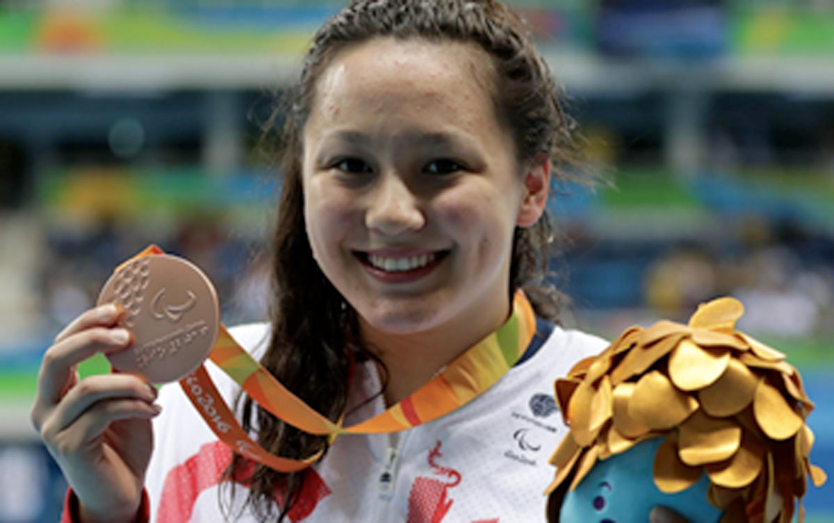 BCS Alumnus shortlisted for Sunday Times Disability Sportswoman of the Year