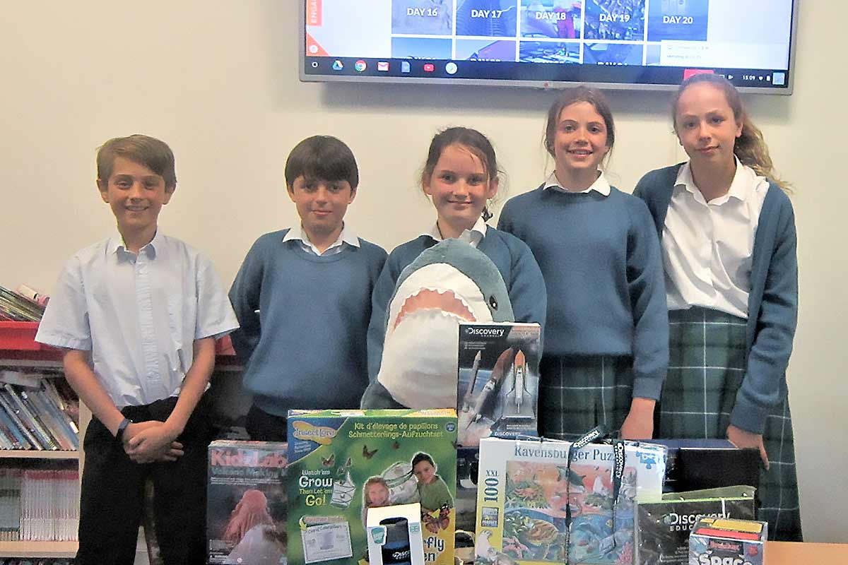 Dorset Pupil wins national challenge
