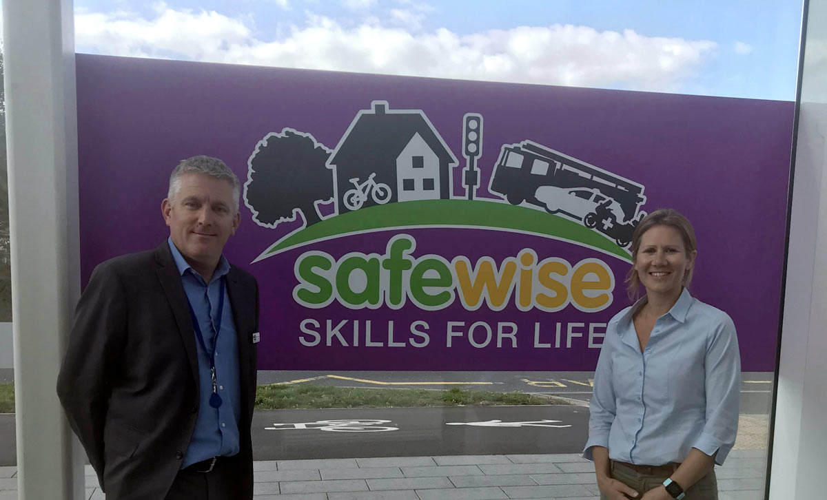 Safewise welcomes new volunteers manager