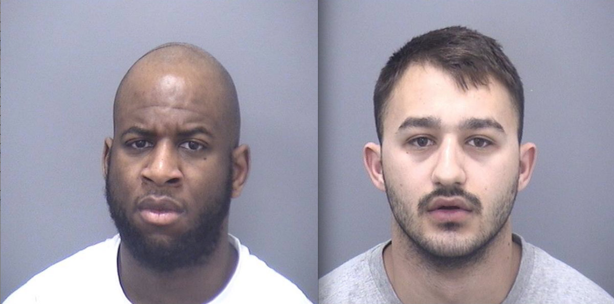 Men sentenced for drug supply offences