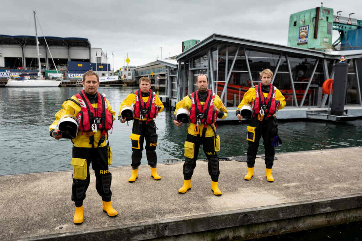 Poole RNLI to feature on BBC Saving Lives at Sea
