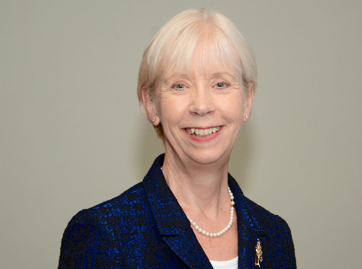 Care South Chief Executive Susan Willoughby retires