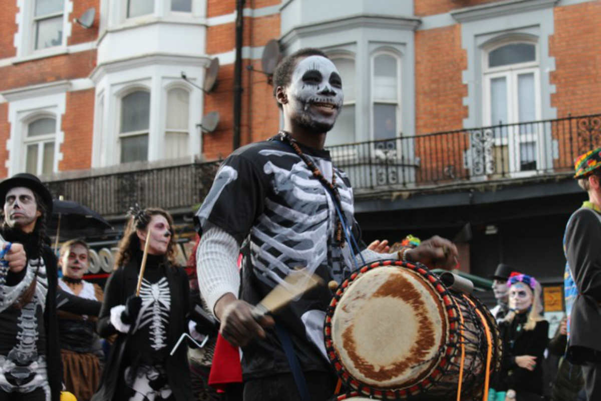 Metropole Market's Day of the Dead bursts into life