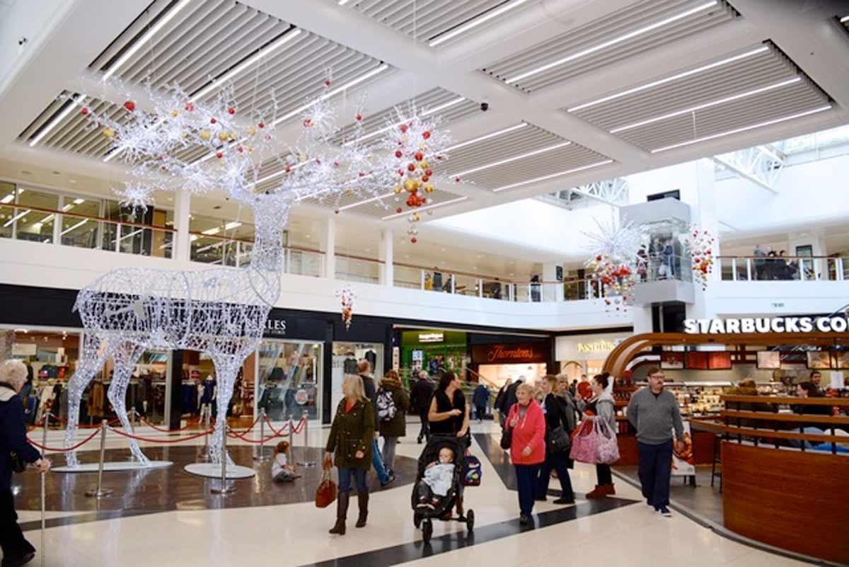 Four weekends left to enjoy the Dolphin Shopping Centre's Nordic Enchantment Trail