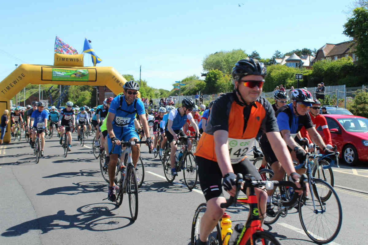 Entry Date announced for Air Ambulance Cycle Challenge