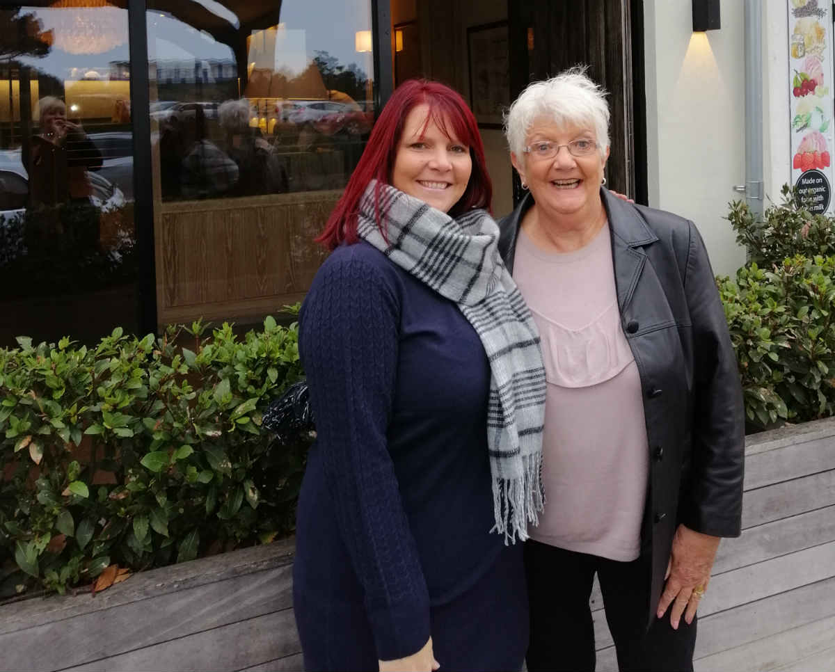 Rick Stein's restaurant hosts charity event for local hospice