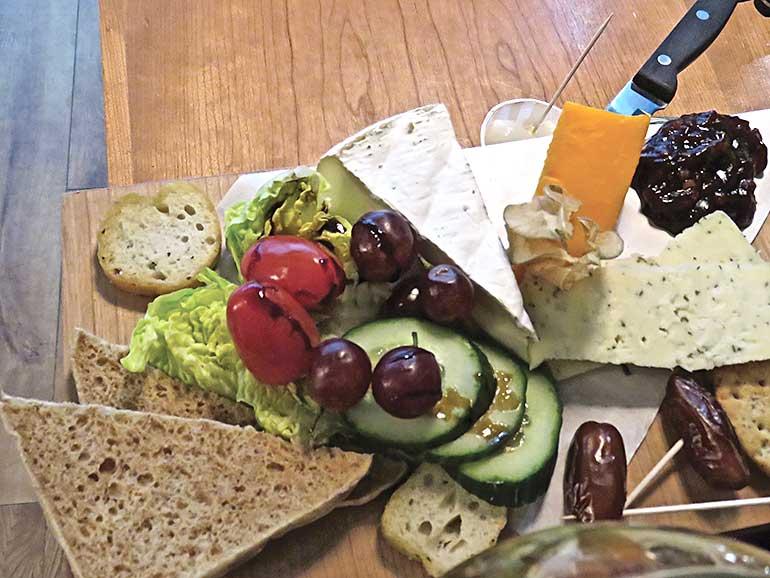 Tin of Sardines - platter