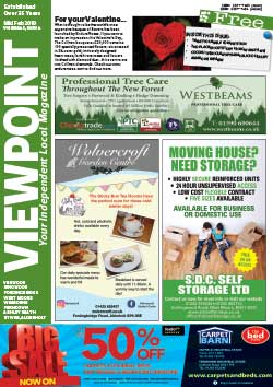 Viewpoint February 2019 front cover