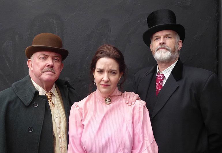 Gaslight, Wimborne Drama Productions