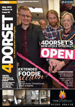 4Dorset May 2019 front cover