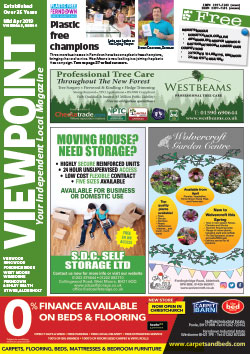 Viewpoint April 2019 front cover