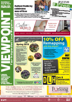Viewpoint May 2019 front cover