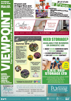 Viewpoint June 2019 front cover