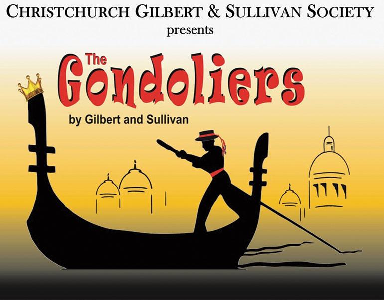 Christchurch Gilbert & Sullivan Society Gondoliers