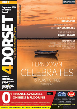 4Dorset September 2019 front cover
