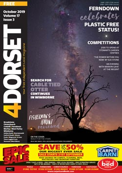 4Dorset October 2019 front cover