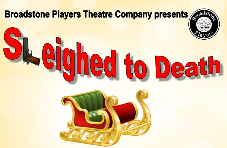 Broadstone Players Theatre Company Sleighed to Death