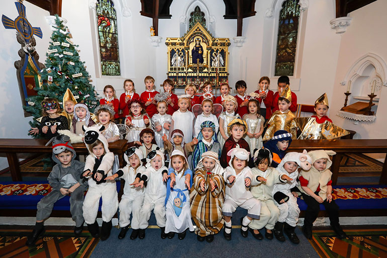St Marys First School Christmas Nativity