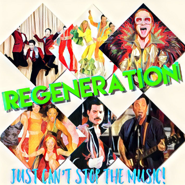 Regeneration: Just Can't Stop the Music