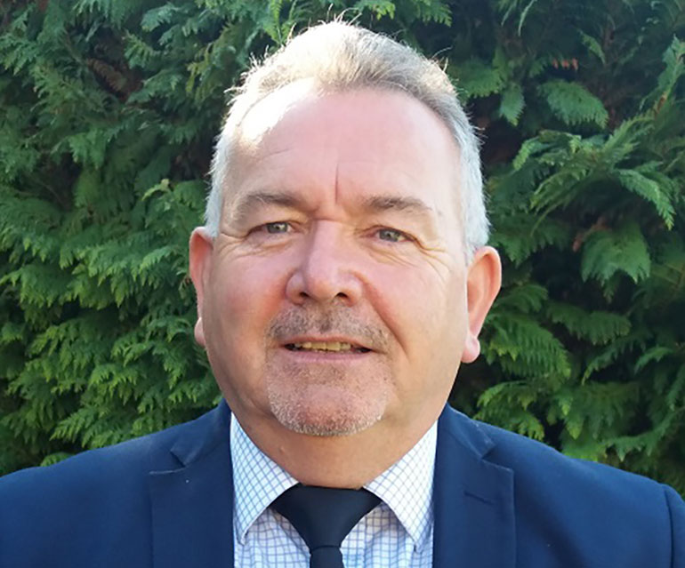 Martyn Underhill the Dorset Police & Crime Commissioner