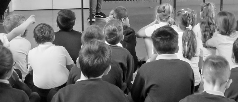 Dorset primary school children