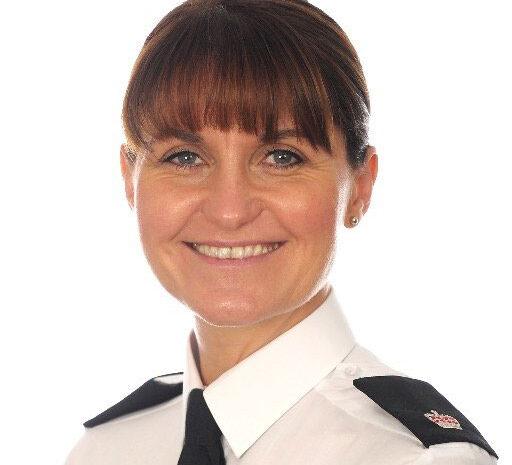 Dorset Police Assistant Chief Constable Sam de Reya