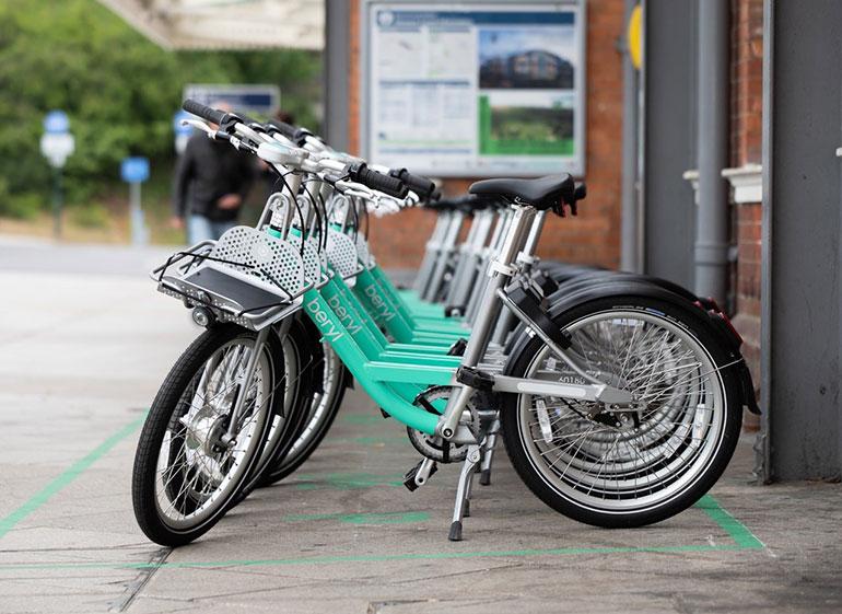 Beryl Bikes