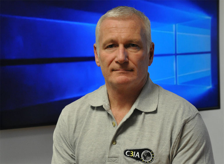 Matt Horan of C3IA Solutions warns that online fraudsters hang-out in your home computer