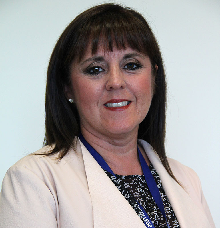 Jacqueline Page vice principal for curriculum Bournemouth & Poole College