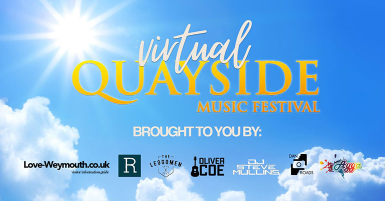 Virtual Quayside Music Festival Weymouth