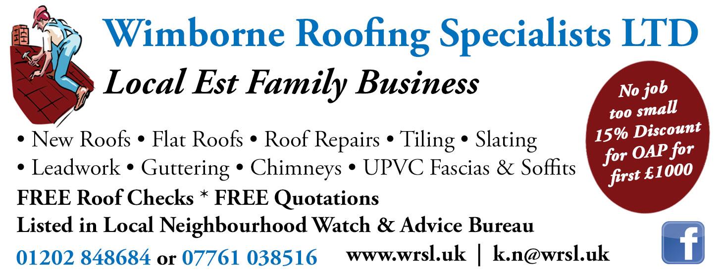 Wimborne Roofing