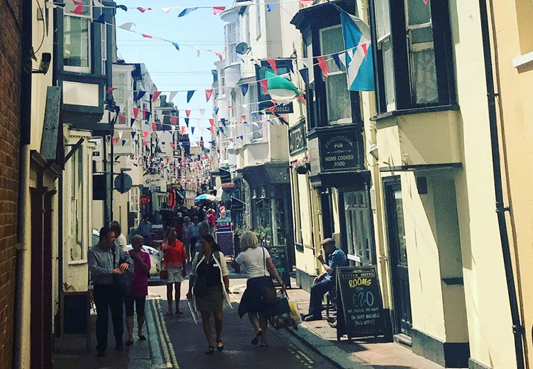Weymouth is a popular tourist destination