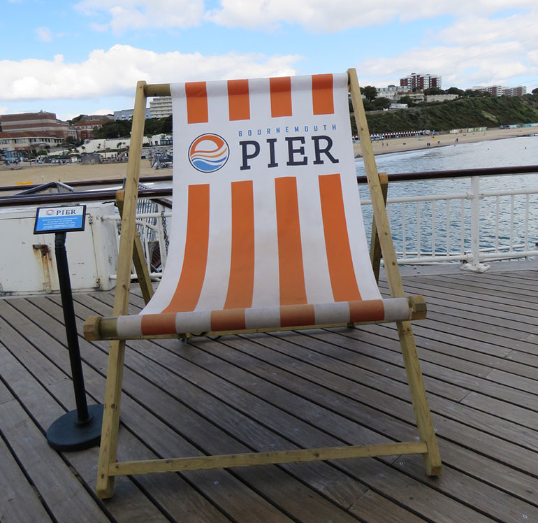 Both piers will reopen in Bournemouth but there will be no lifeguards on the beaches
