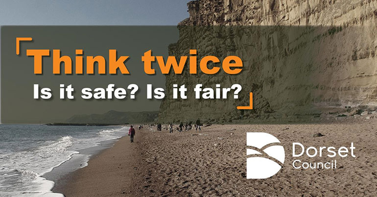 Think twice Is it safe? Is it fair?