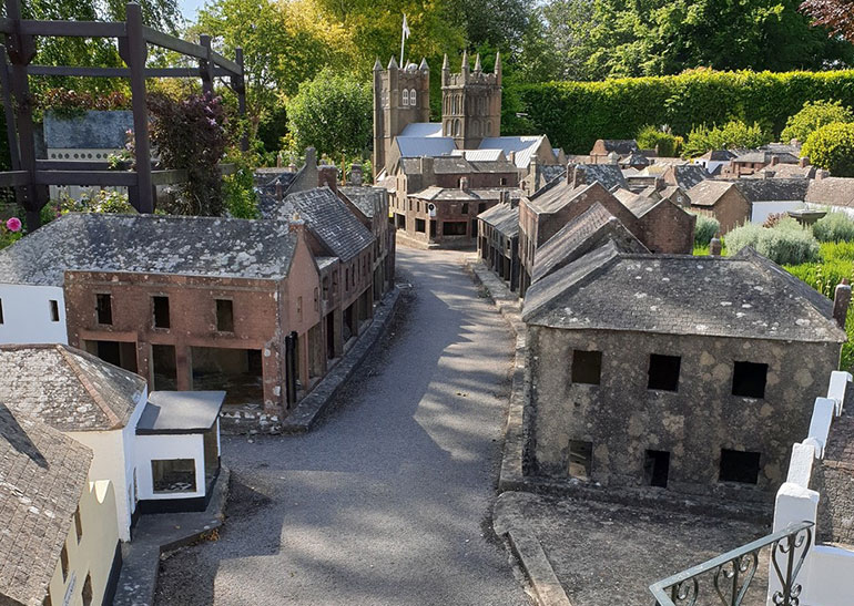 Wimborne Model Town hopes to reopen in July subject to government regulations