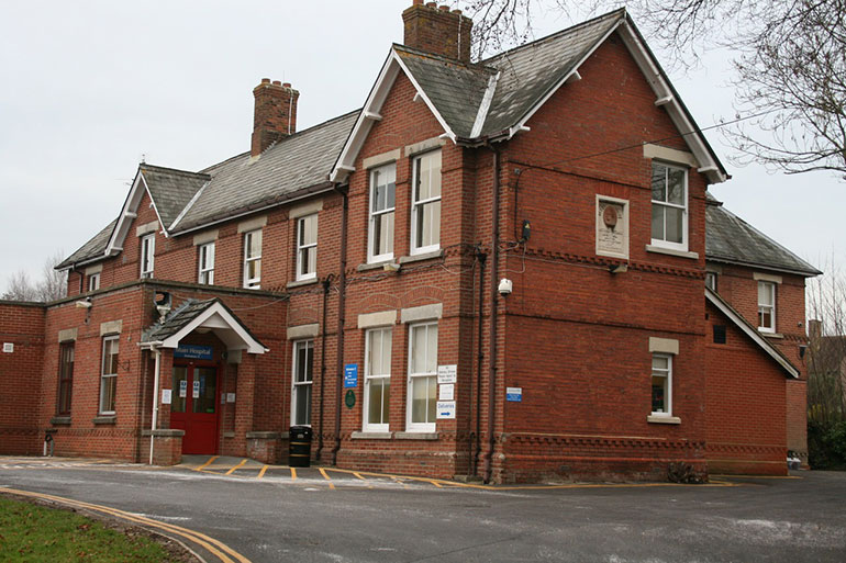 Victoria Hospital, Wimborne