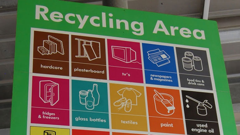 Sherborne-recycling