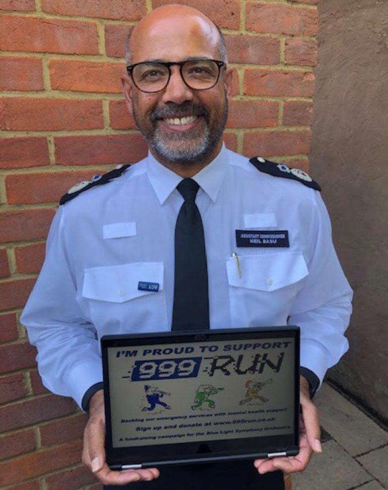Backing the campaign, Neil Basu, assistant commissioner Metropolitan Police Service