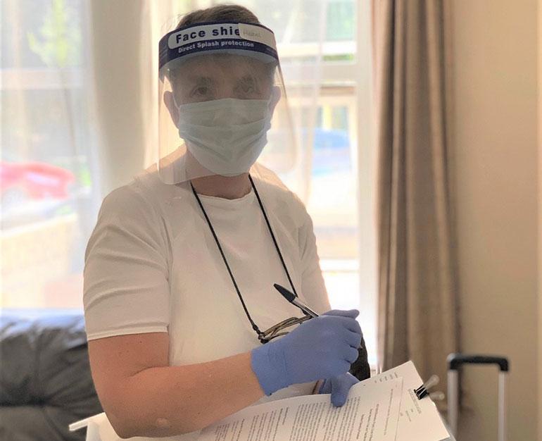 Hazel Allen, Hepatology consultant nurse