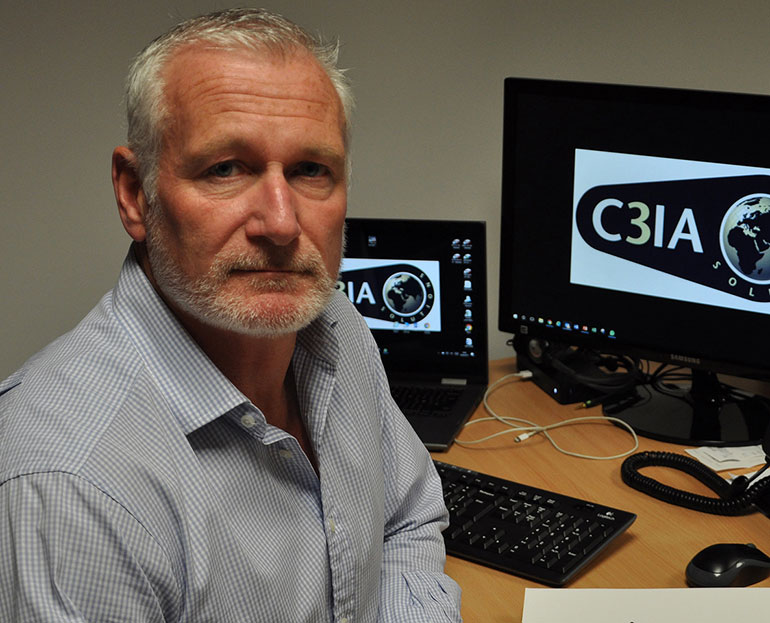 Matt Horan from C3IA Solutions gives cyber warning