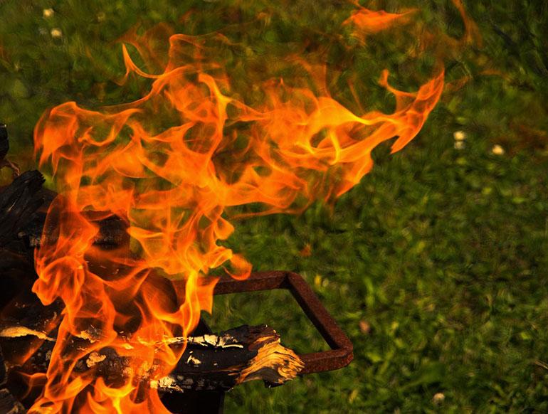 Bonfire ban at allotments at Hightown Road and Southampton Road, Ringwood