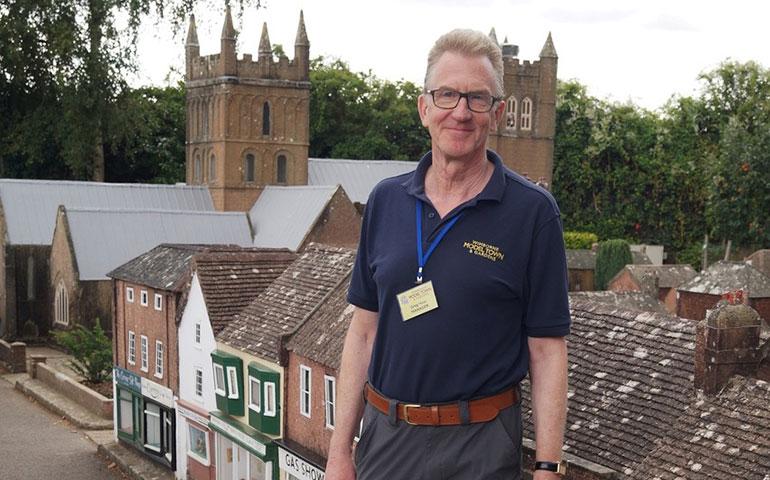 Greg Hoar - Wimborne Model Town's development manager