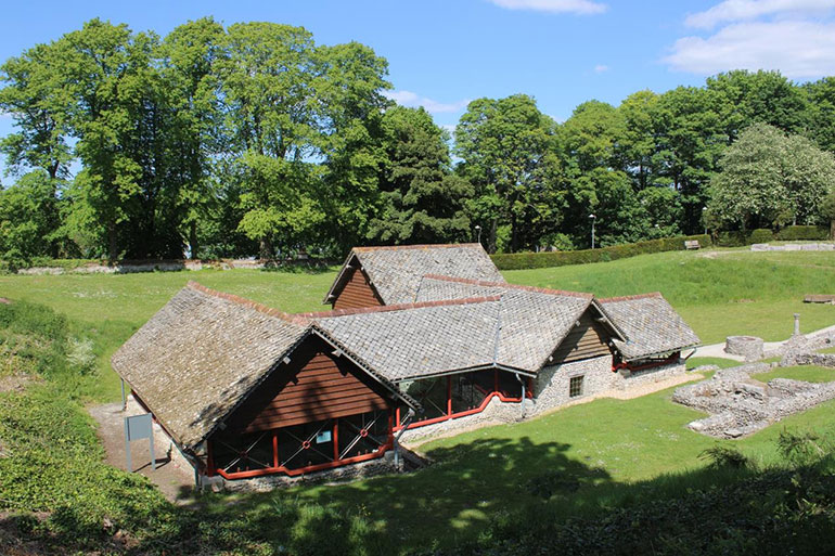 Work continues on Dorchester's Roman Town House thanks to a grant from the National Lottery Heritage Fund
