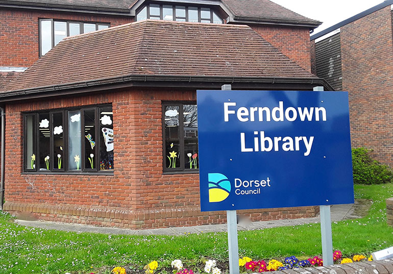 Phased reopening of Dorset libraries begins