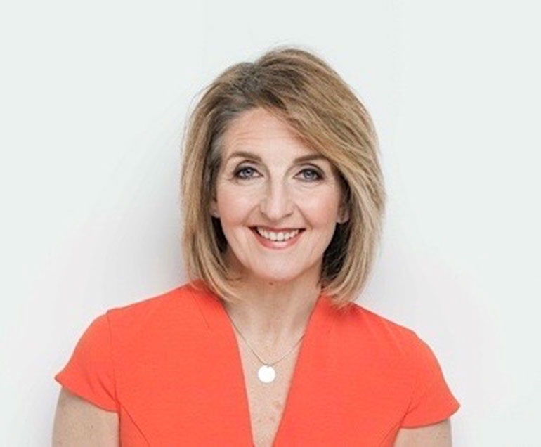 Kaye Adams supports new Stroke Association's 'Here for You' telephone support service