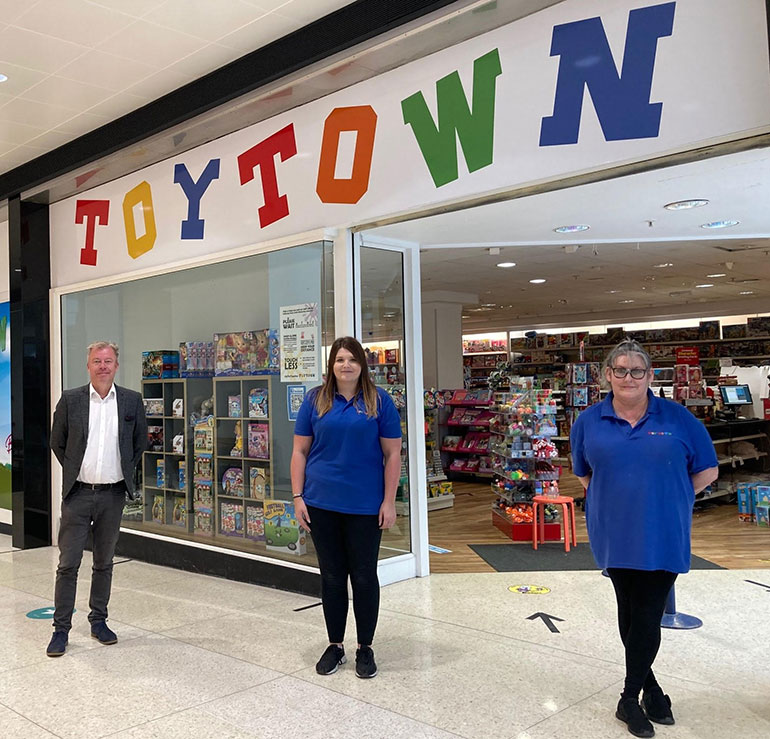 Toy Town has opened in Poole