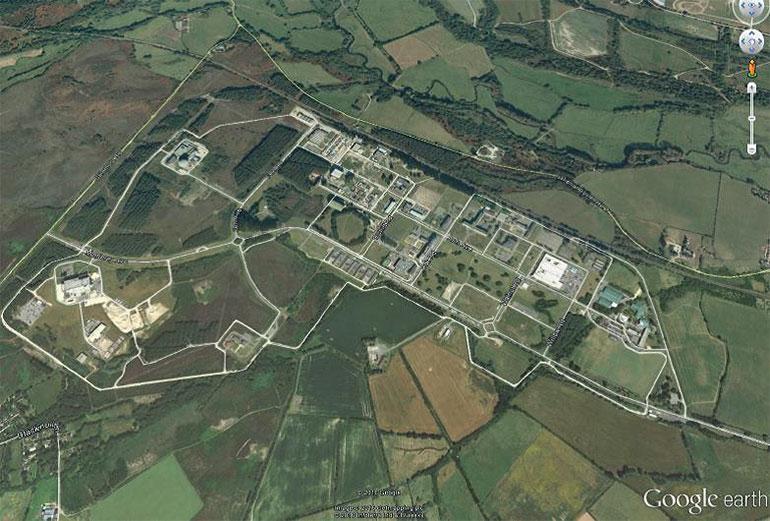 Dorset-Innovation-Park-map